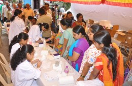 Free Blood Glucose Level Tests Conducted Across the Nation
