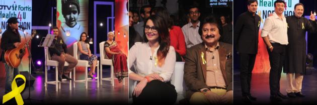 Highlights of NDTV-Fortis Health4u Cancerthon