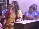 Vidya Balan, Kalinga Institute of Social Sciences